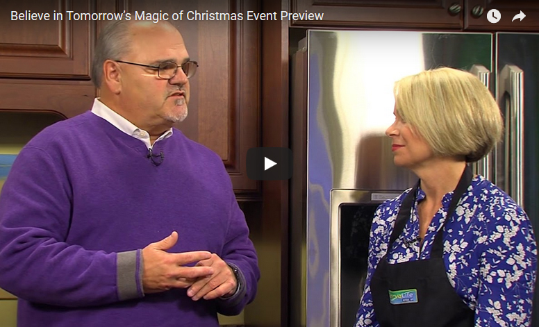 Believe In Tomorrow's Magic of Christmas Event Preview