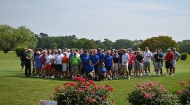 11th Annual Golf Classic Group photo