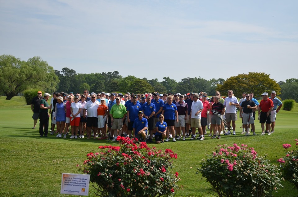 11th Annual Golf Classic Group photo