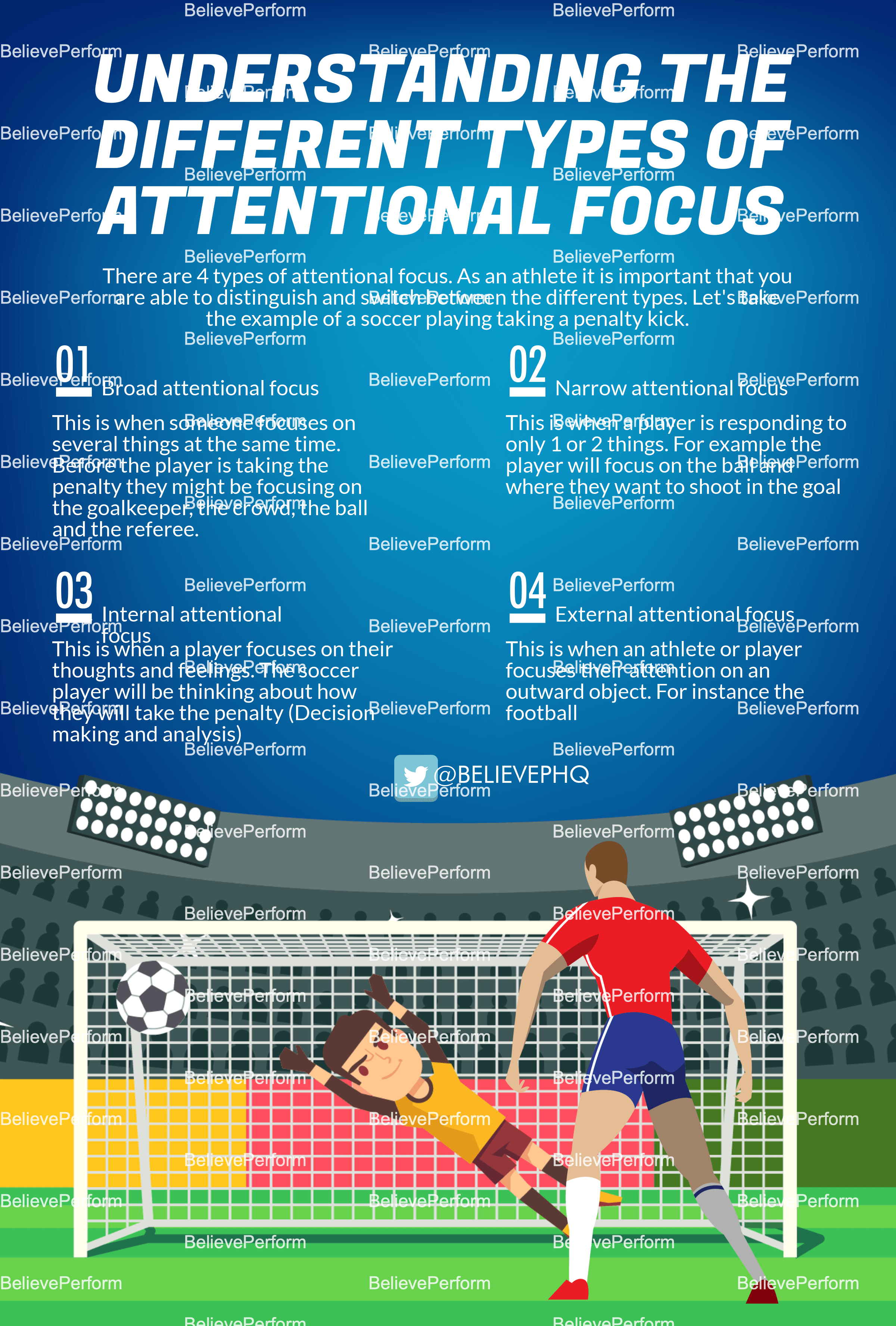 Understanding The Different Types Of Attentional Focus