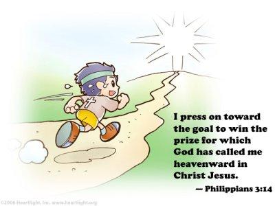 Philippians 3v14
