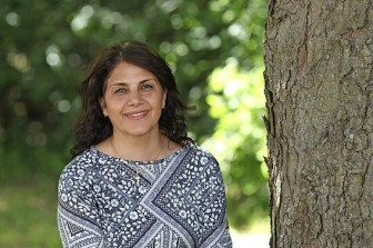 Annhita Parsan, who fled Iran, has converted hundreds of Muslims in Europe to Christianity