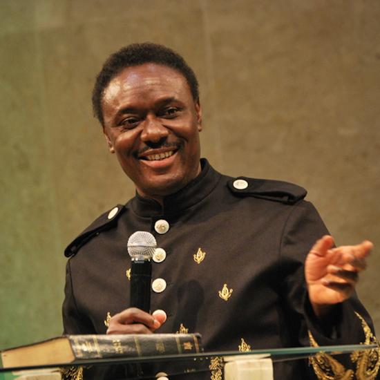 Rev Chris Okotie Biography