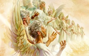 all angels do not have wings