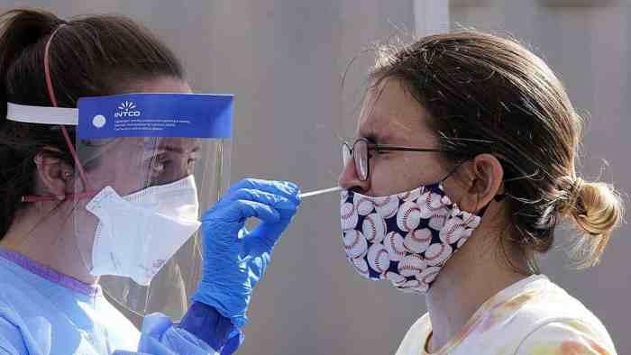defeat the coronavirus pandemic