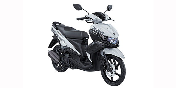 GT 125 Eagle Eye SE Autosafe Putih