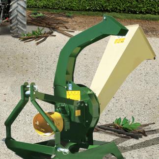 Broyeur de végétaux R95T