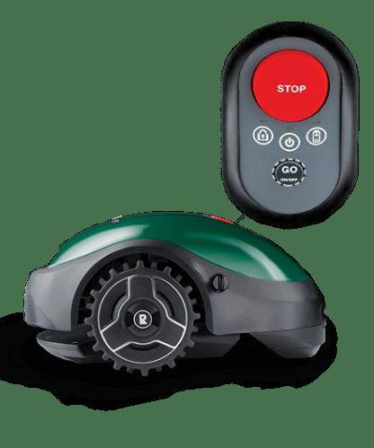 Robomow RX12u - Boutons de contrôle