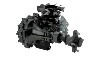Ferris SRS Z1 transmission hydrogear zt3400
