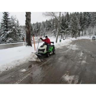 Lame à neige - réf.MV103 - ETESIA
