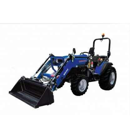 Farmtrac - chargeur benne standard