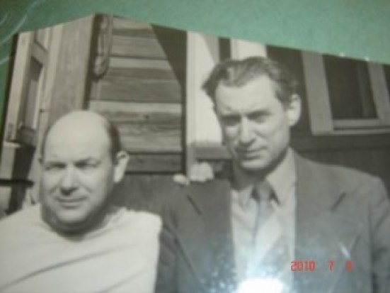Y. Ziporin i B. Komisarchik