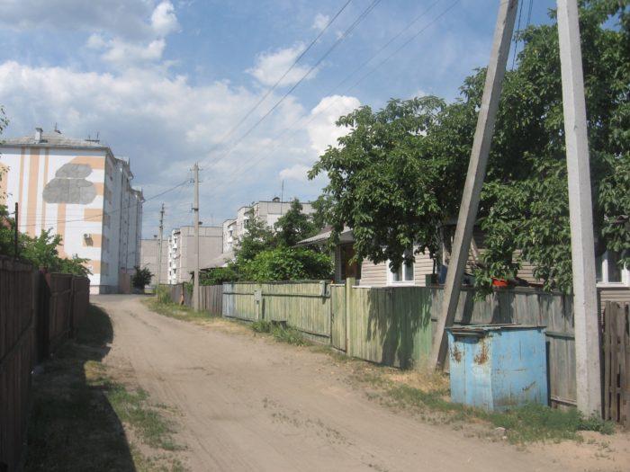 прогнать сайт Улица Александровка