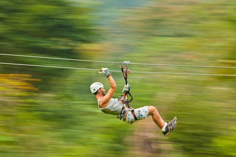 Belize Rainforest Zipline