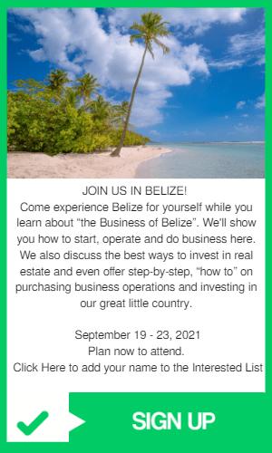Belize Business Seminar