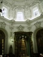 Capilla de Santa Teresa y Tesoro