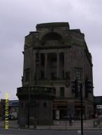 Mercat cross & Mercat Building (Glasgow Cross)