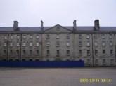N of Collins Barracks
