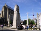 Manchester Cenotaph, St Peter's Cross (St Peter's Square)