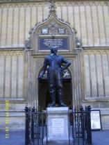 William Herbert statue (Old Schools Quadrangle)