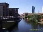 Worcester and Birmingham Canal (The Mailbox)