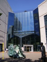 International Convention Centre & The Battle of Gods and Giants