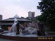 Gauklerbrunnen (Stadtgarten Dortmund)