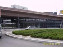 DaimlerChrysler Werk Untertürkheim