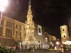 Obelisco dell'Immacolata (Piazza del Gesù Nuovo)