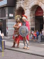 Roman Soldiers (Arena di Verona)