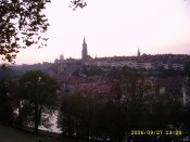 Bern from Grosser Muristalden