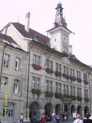 Hôtel de ville de Lausanne (Place de la Palud)