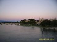 Avignon from Pont Édouard Daladier