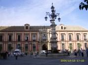 Palacio Arzobispal de Sevilla (Plaza Virgen de los Reyes)