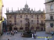 Casa do Cabido (Praza das Praterías)