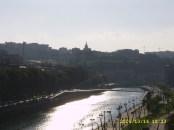 Ría de Bilbao from Puente Príncipes de España