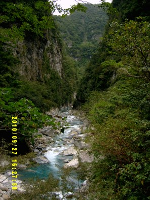 Shakadang Trail = 砂卡礑步道