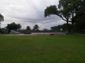 Amphitheatre, Stage (Fort Cornwallis)