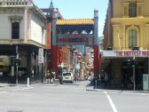 Chinatown – Little Bourke Street (Exhibition Street)