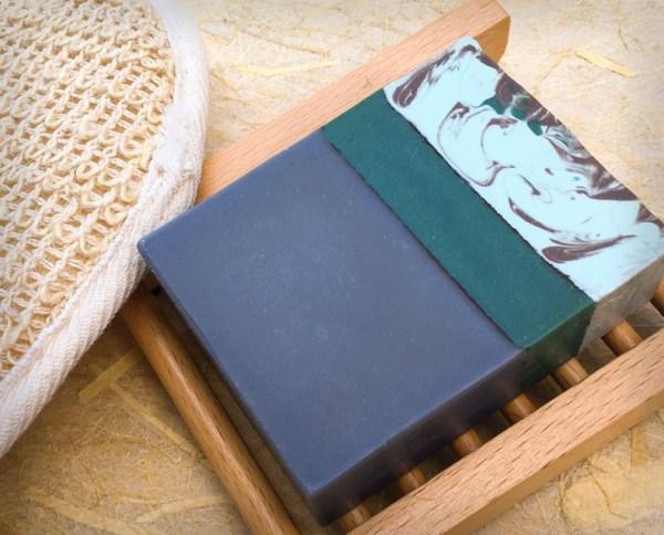 Twilight Woods bar of soap