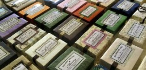 Bella Fresca soap packages
