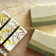 avocado handmade soap