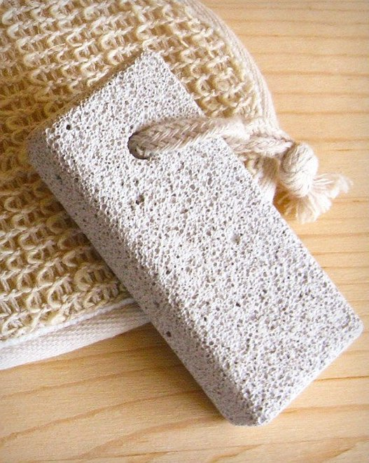 Pumice Stone on a Rope