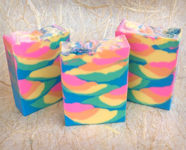 Tropical Smoothie Soaps