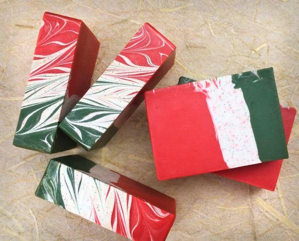 Christmas Cheer Soaps