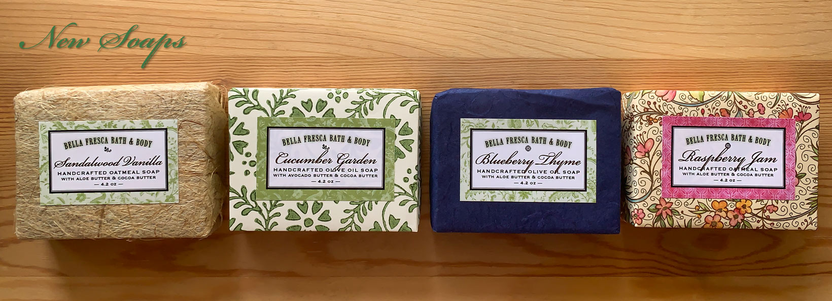 New Soaps