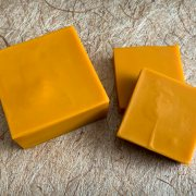 Carrot + Oatmeal soap