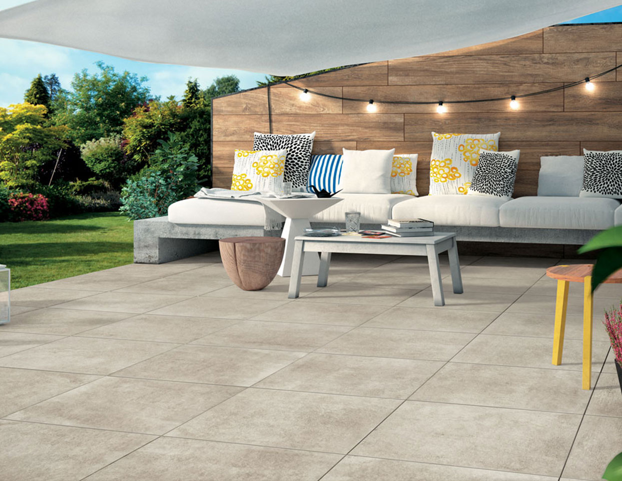 san diego modern patio design with