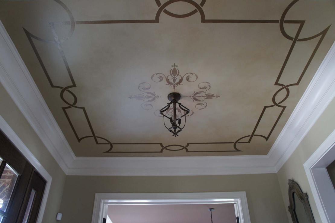Modello Ceiling By Bella Tucker Decorative Finishes