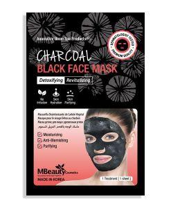 MBeauty crna detox maska za lice sa aktivnim ugljem